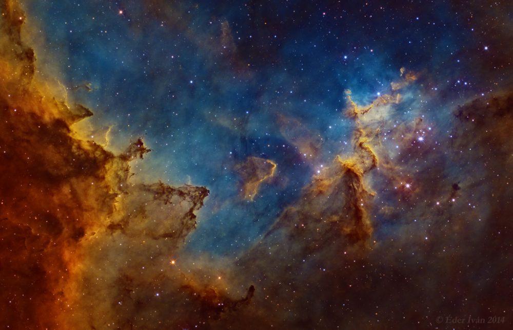 Csillagképekből érkeznek
