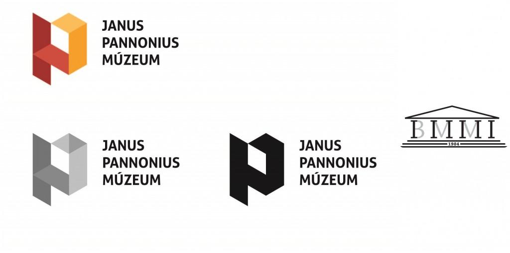 múzeum új arculat, logók