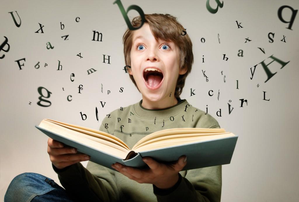 gyerek, olvas, könyv
