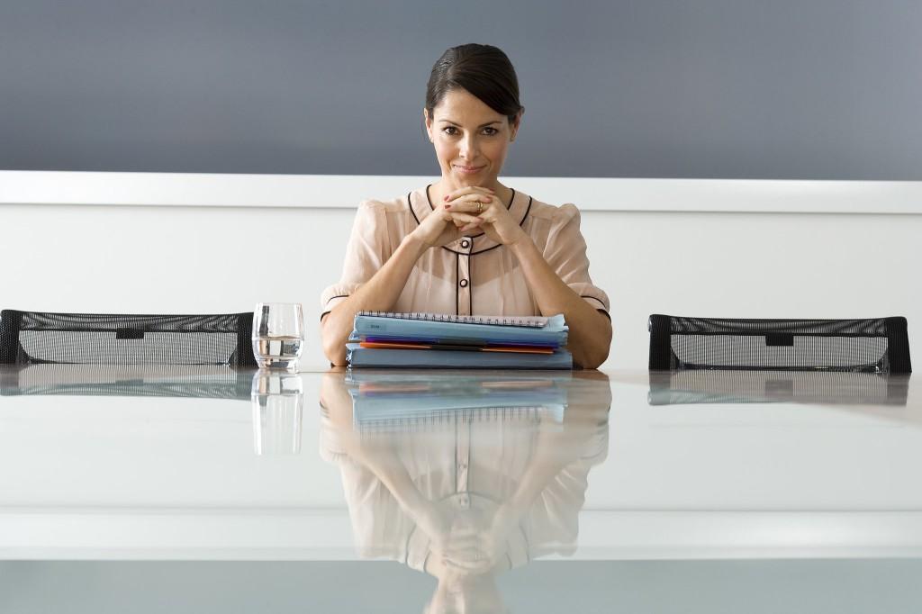 állásinterjú, nő, munka