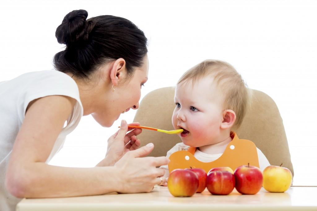 Pürésítve számos más étellel kombinálják az anyukák