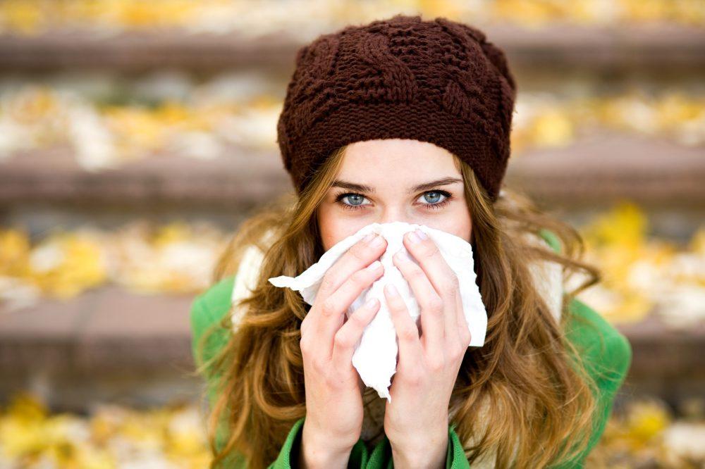 A megfázás nem ismer határokat