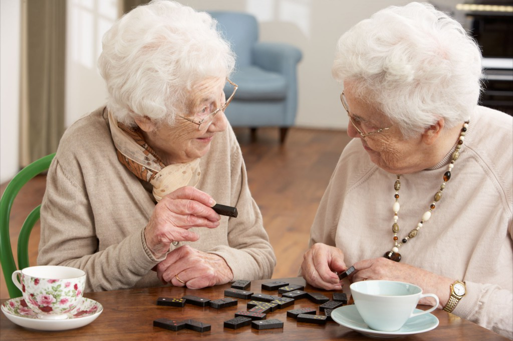 Megszépül az idősek környezete