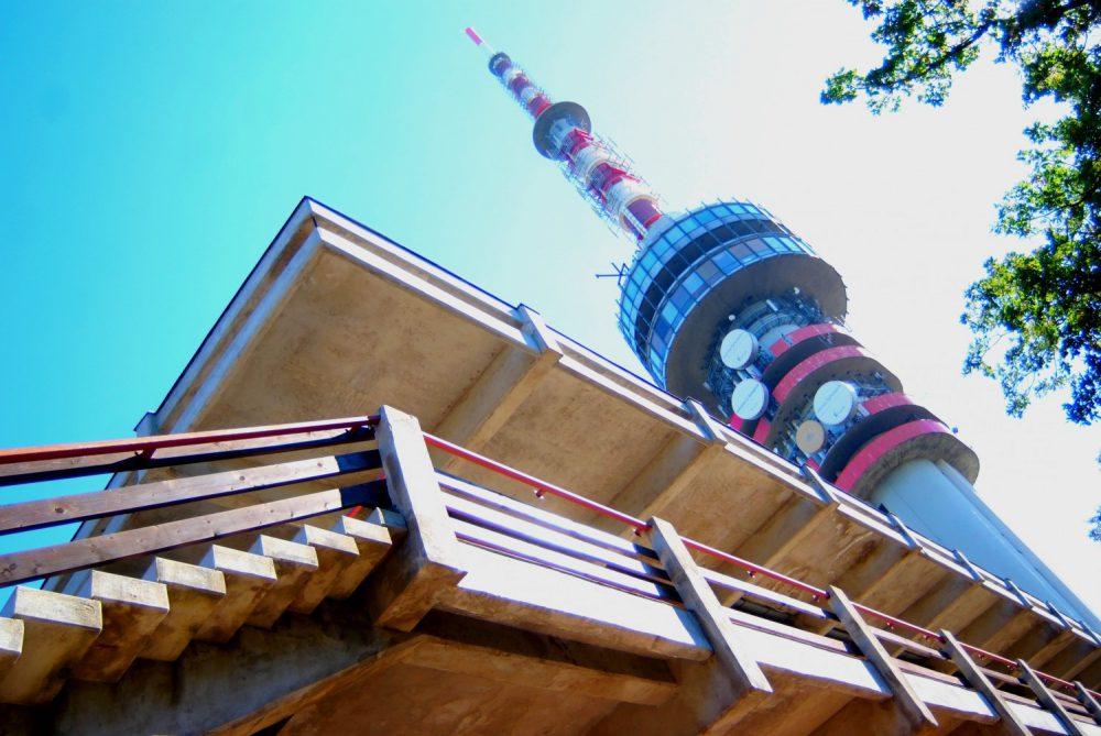 Pécs ikonikus tornya