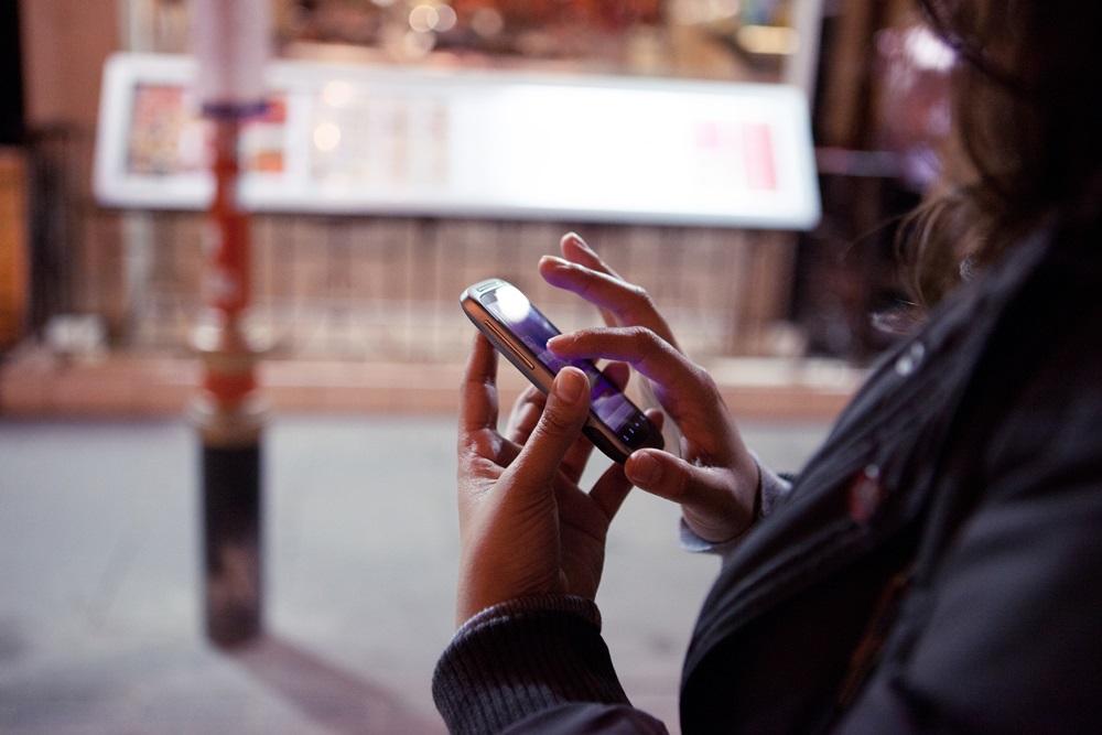 okostelefon, applikáció