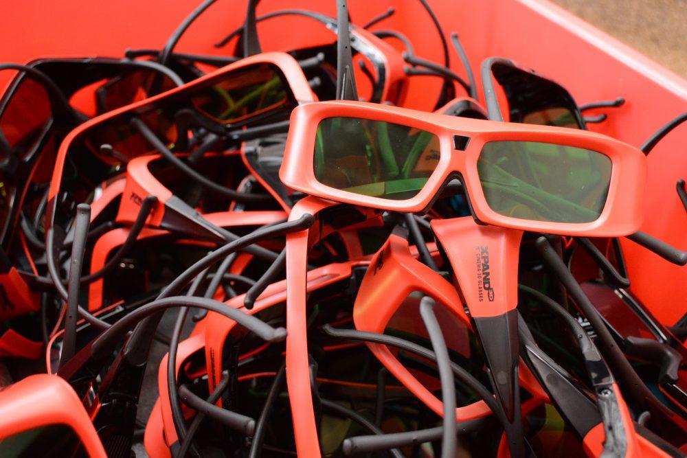 A 3D-s szemüvegek nem könnyítik meg a dolgunkat