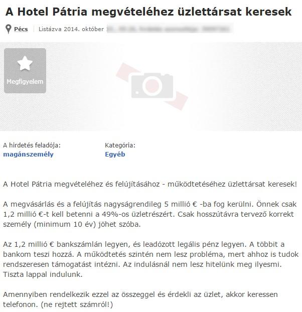 hotelpátria