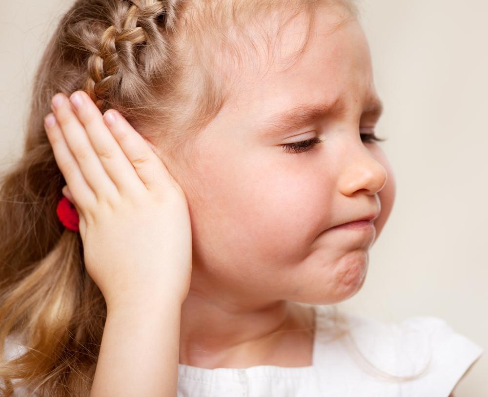 hallásprobléma, gyerek, zaj