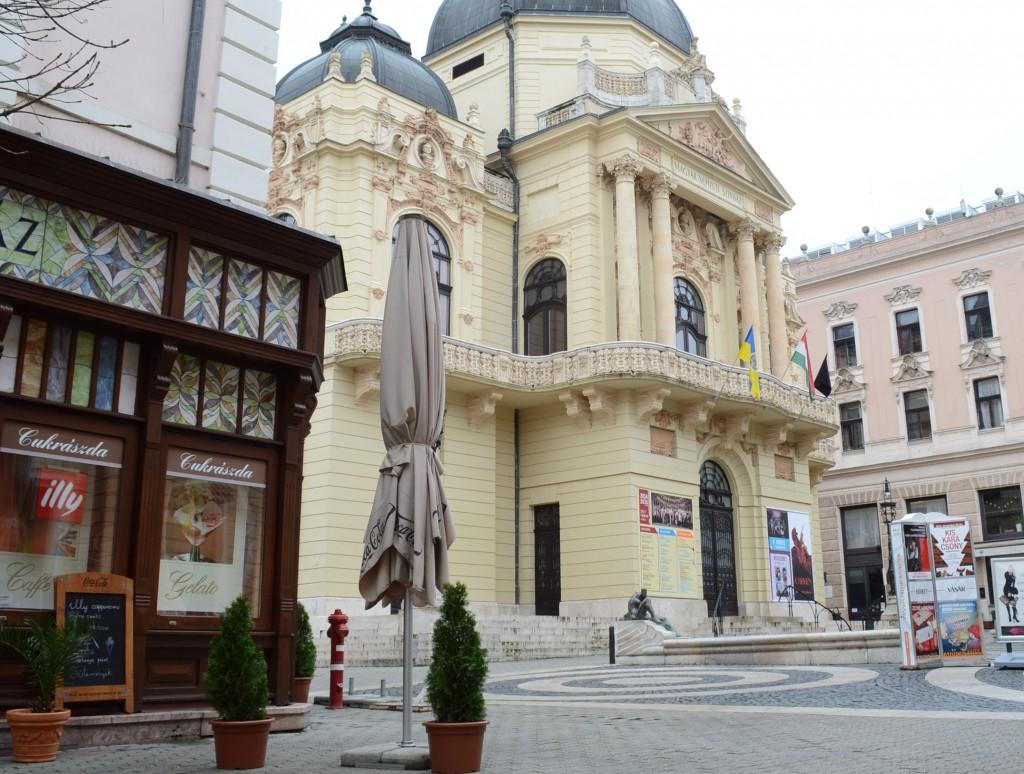 színház tér