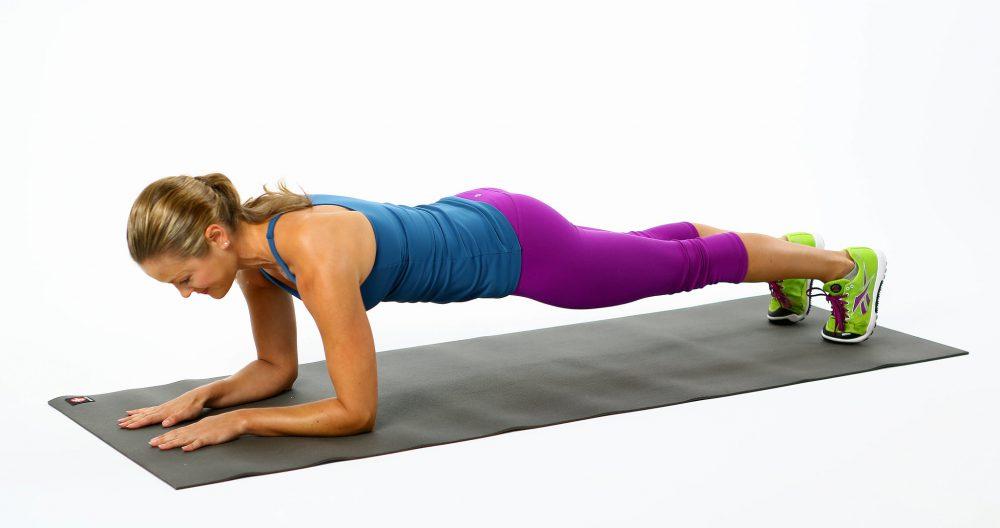 plank, sport