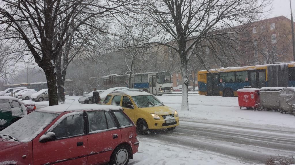 havazás, hó