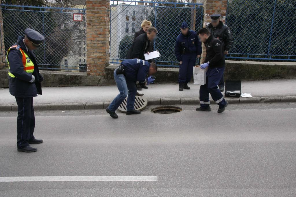 damjanics utcaban dobta el a kest