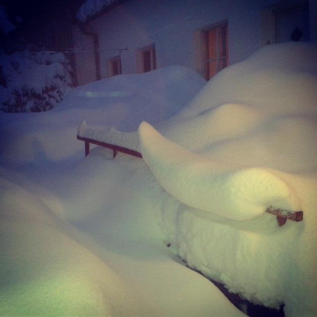 Horvátország, hó
