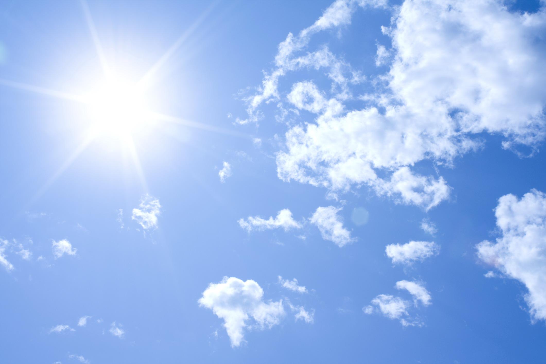 Napos lesz az idő, némi felhővel - pecsma.hu