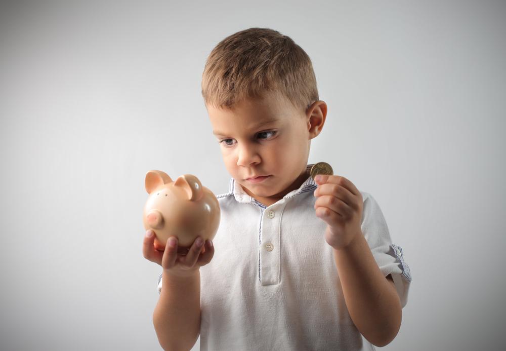 Gyerek pénz 1