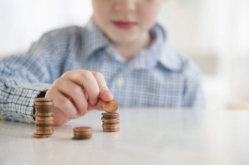 Gyerek pénz 3