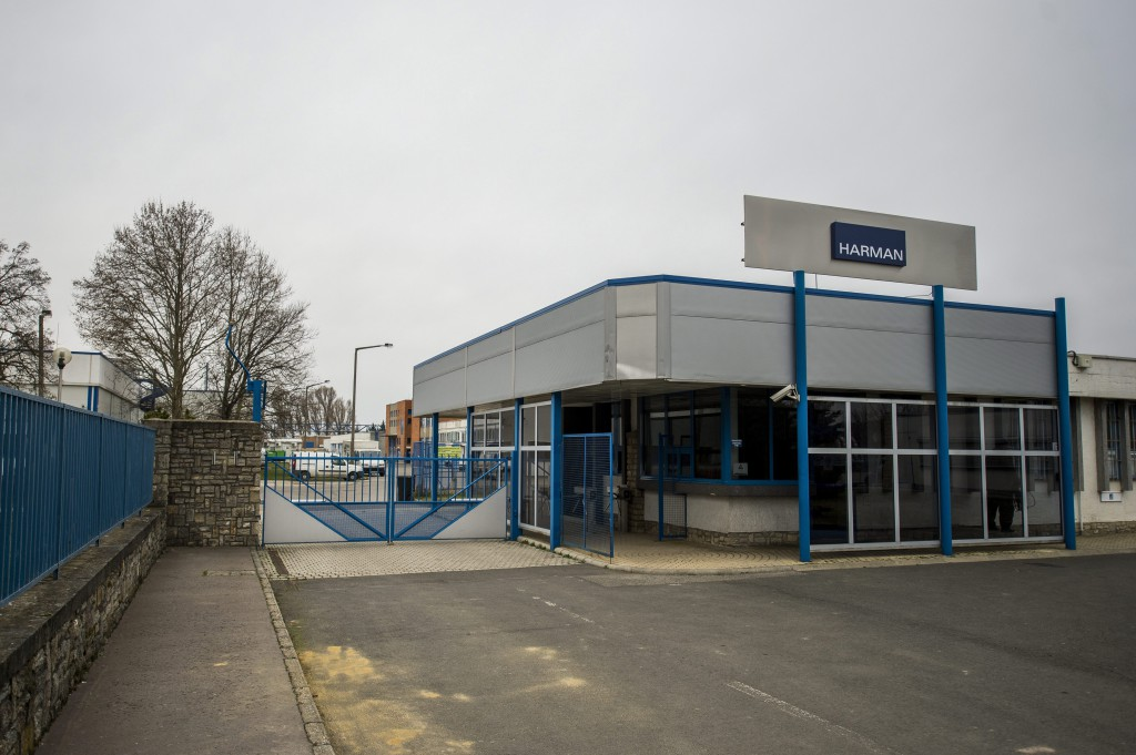 A Harman leendő gyártóhelye a kertvárosi Szilva utcában
