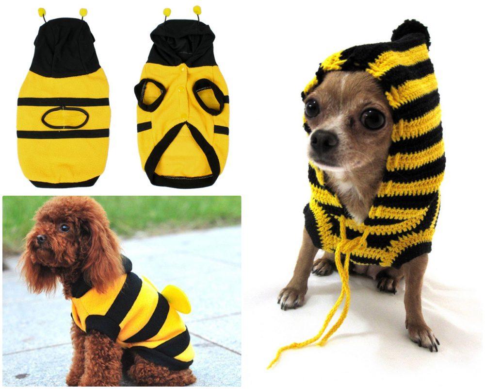Méhecske jelmez 5