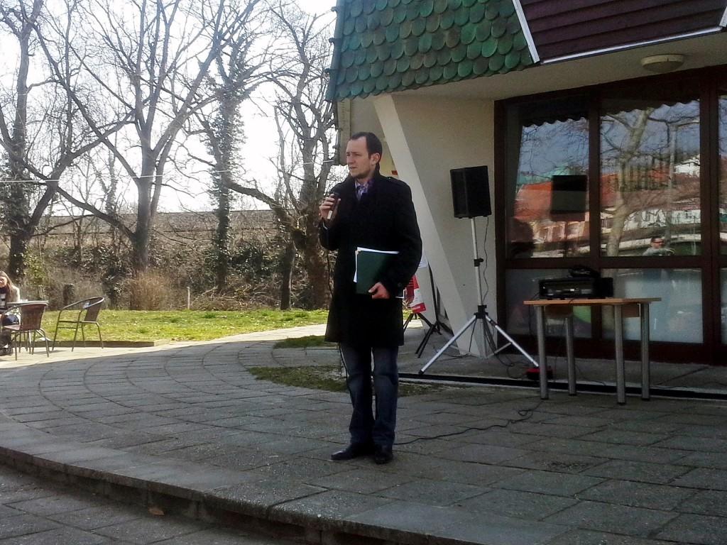 Őri László faültetés, Lila Nap