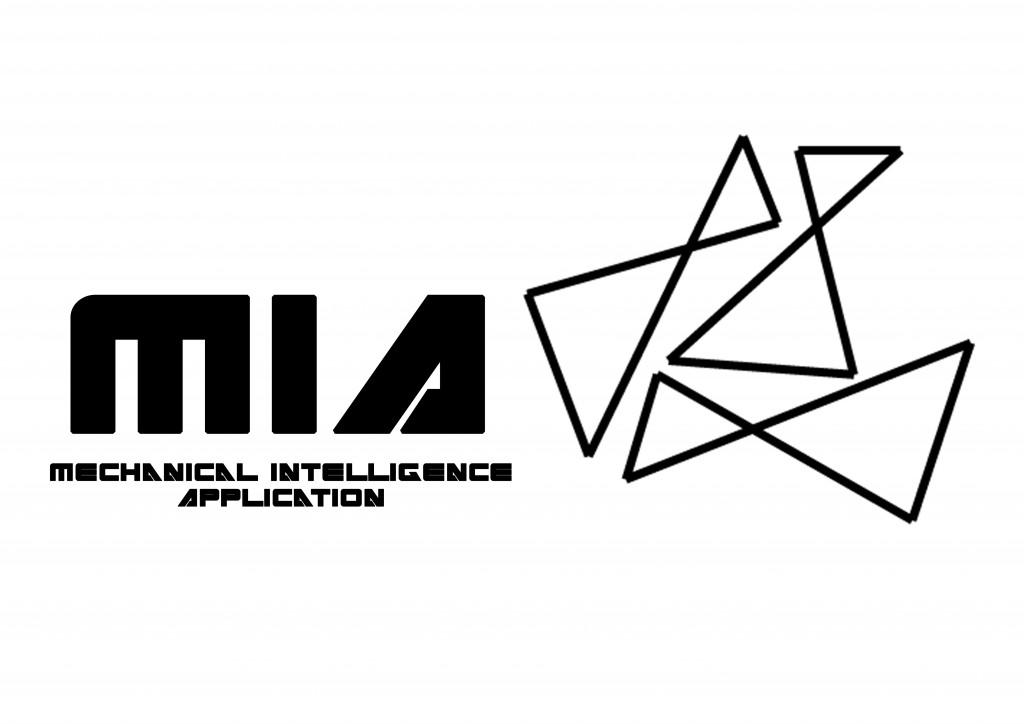 """A """"mechanikus intelligencia alkalmazás"""" logója"""