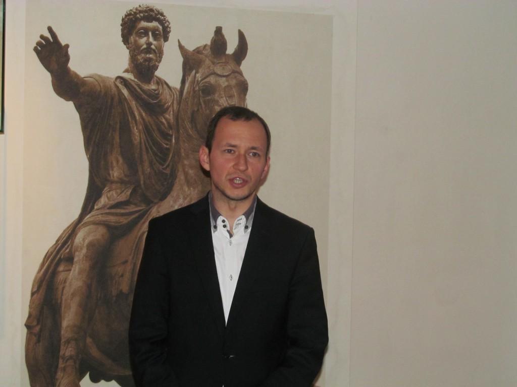 Őri: a kiállítás erősíti a pécsiségtudatot