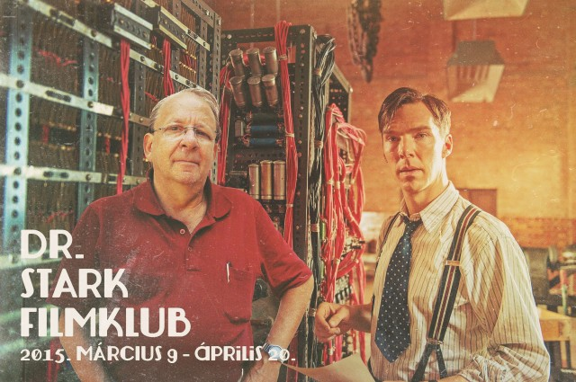 A Dr. Stark Filmklub idei plakátja