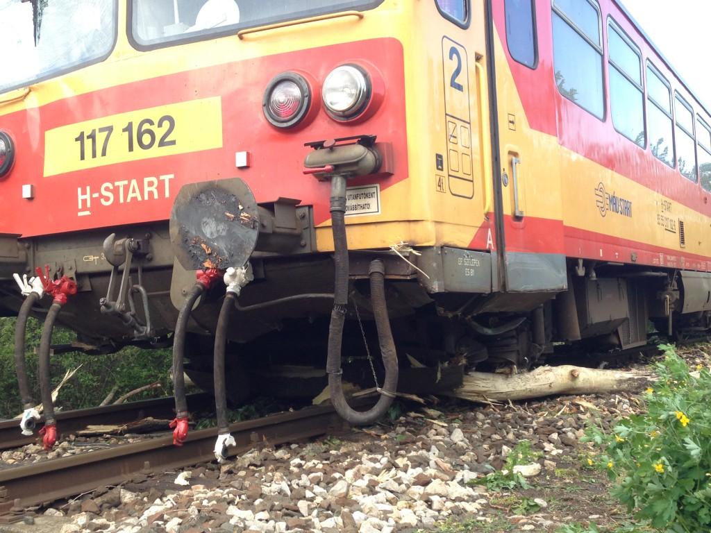 Vonatbaleset (1)