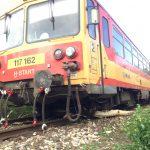 Traktornak ment a vonat Szentlőrincnél