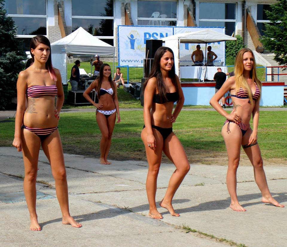 Hullám, strand, bikini (2)