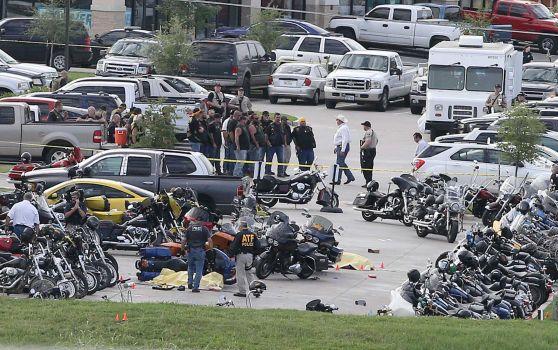 Texas motorosok lövöldözés1