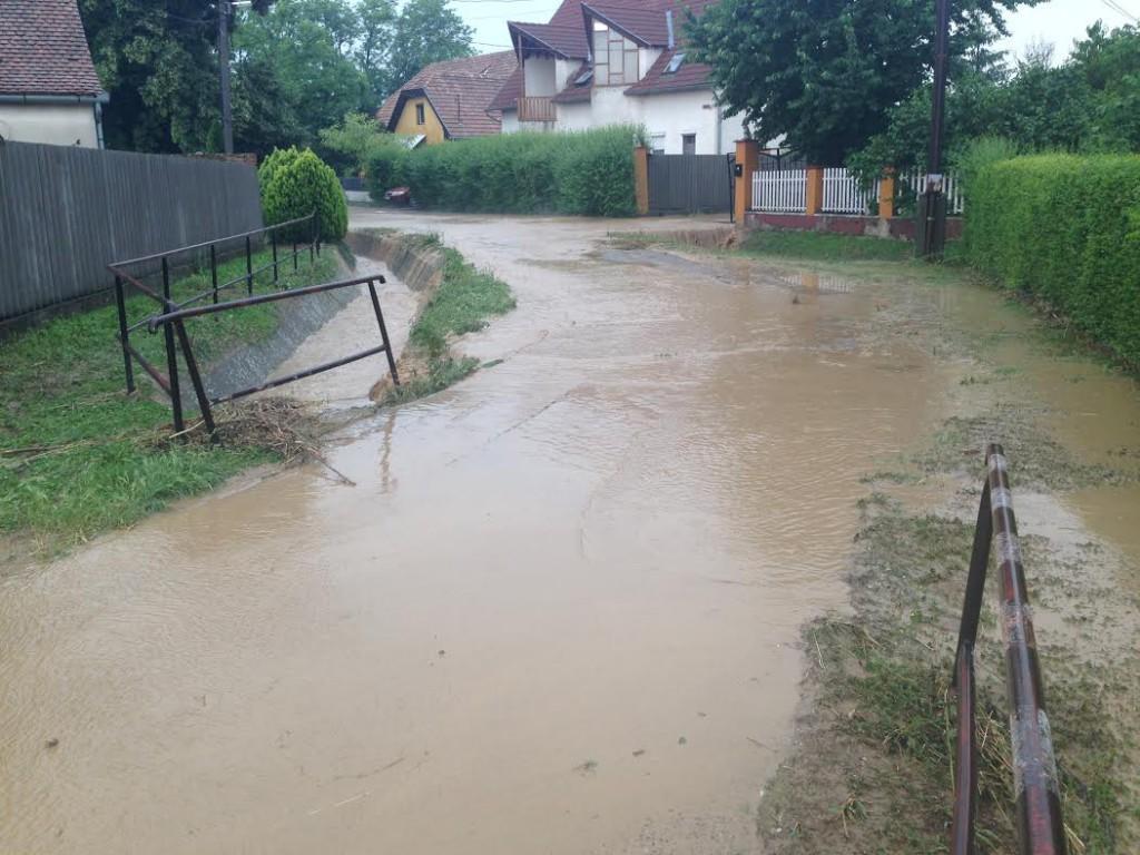 Álsó utca, árvíz1