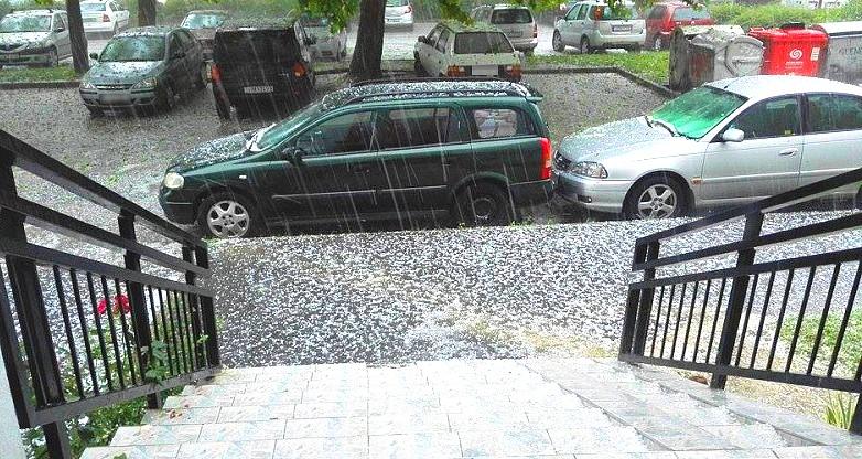 Jég, zápor, vihar1