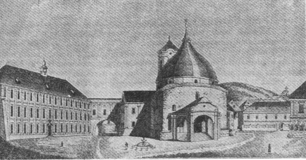 A 19. század elején a Dzsámi és a Széchenyi tér