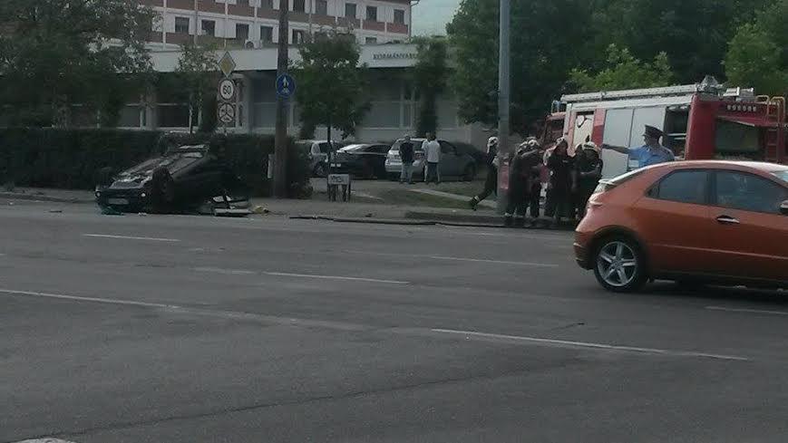 baleset