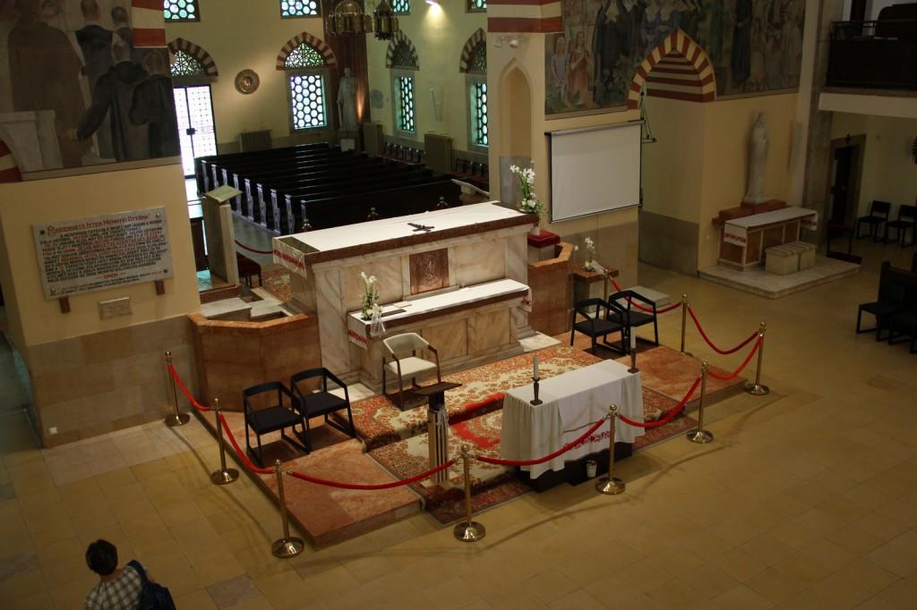 egyház - dzsámi