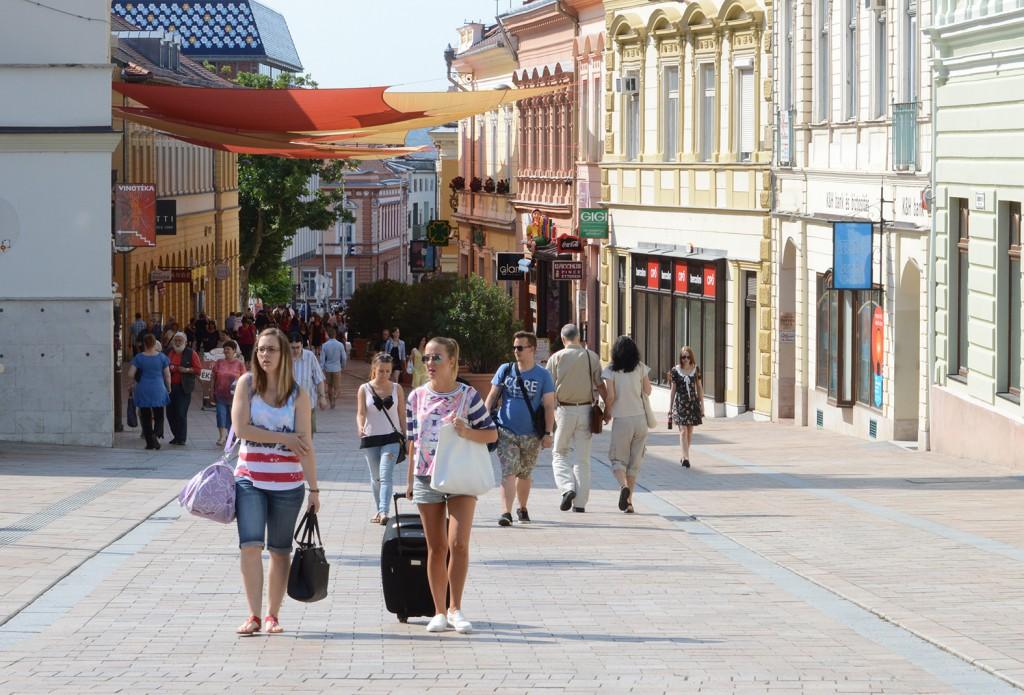 Ilyen lesz egyszer a Bajcsy-Zsilinszky utca is?