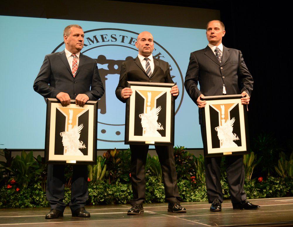 Kiss Attila, Fibrus Péter, és Lovász István