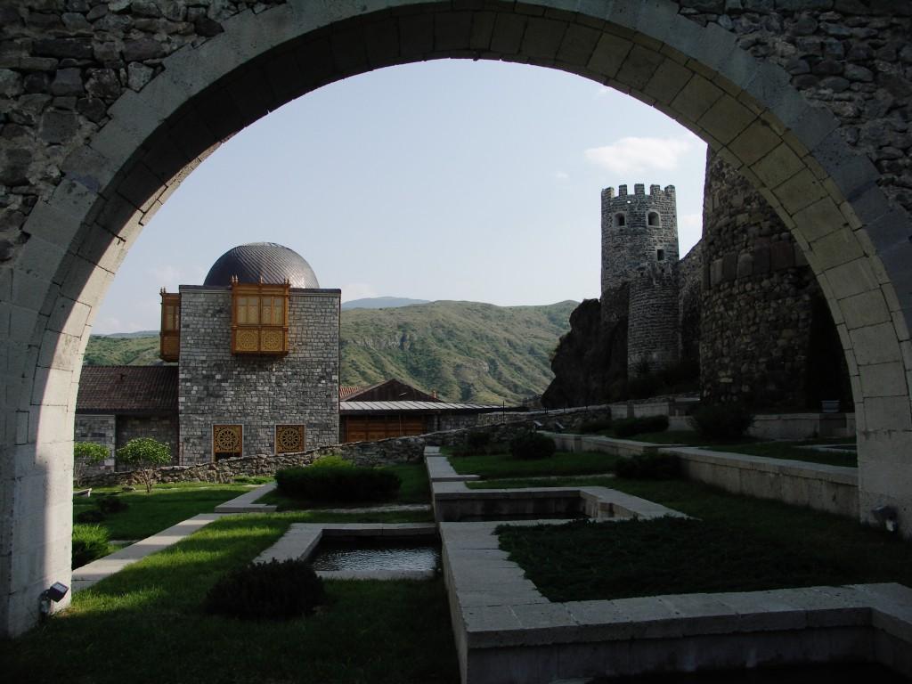 Akhaltsikhe - erőd, Grúzia/Georgia