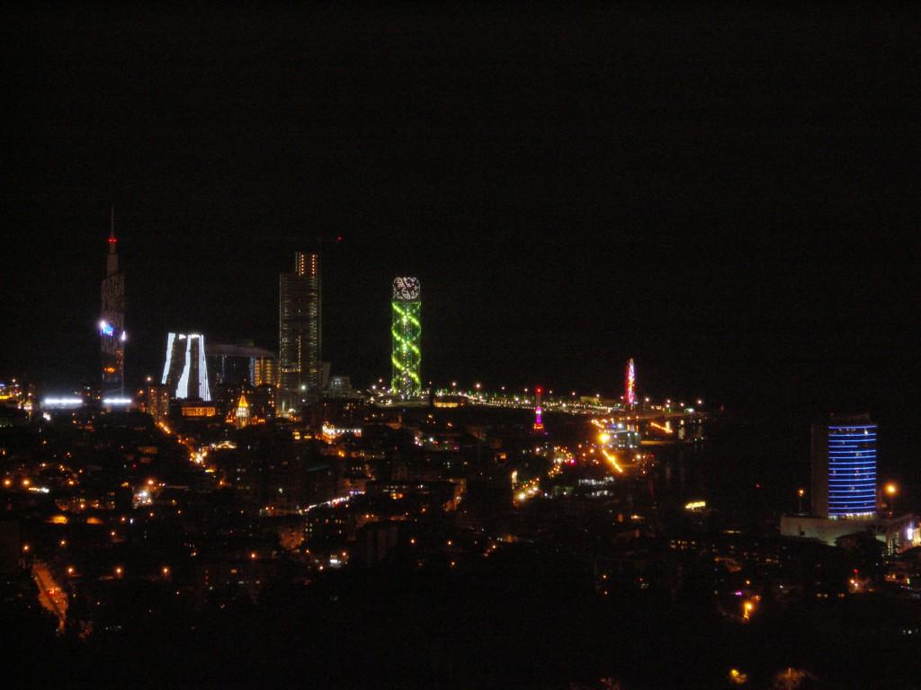 Batumi, Georgia/grúzia - Pécs nagyságú város a fekete-tenger partján