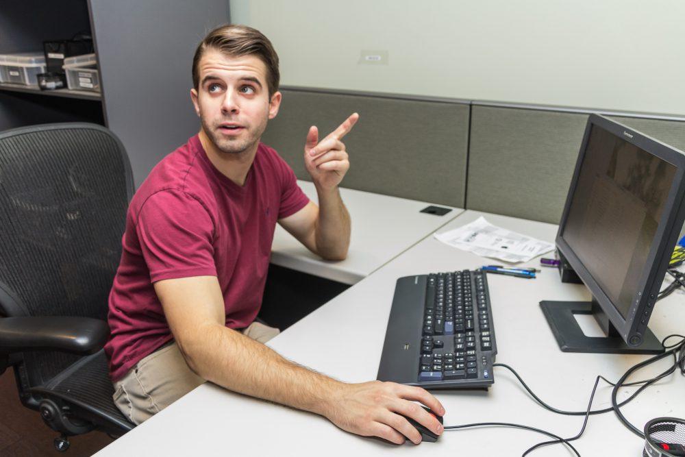 Adminisztrációs munkákat keresnek