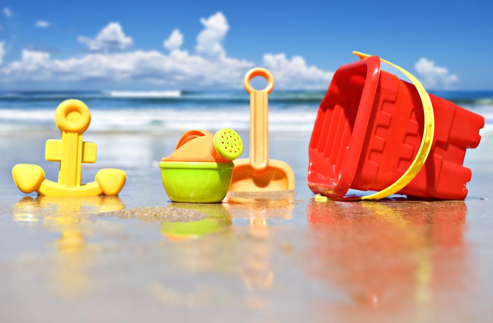 strand, nyaralás, vakáció