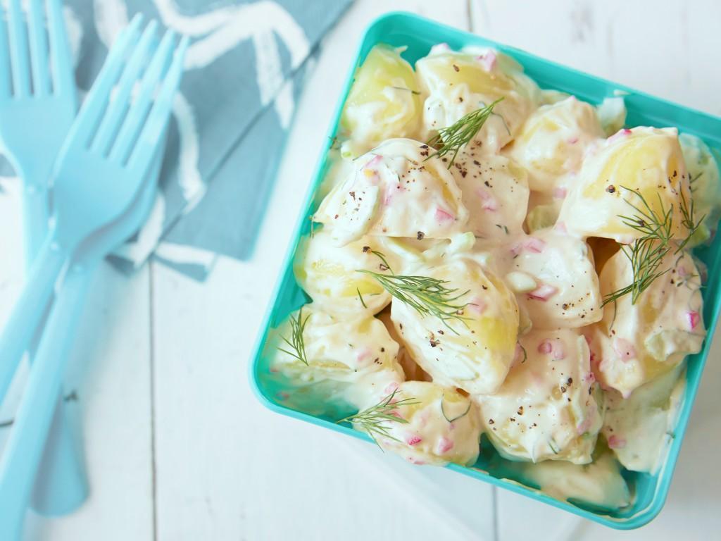 burgonya, krumpli saláta