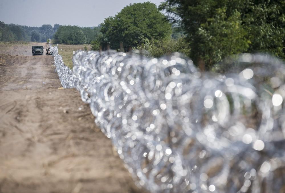 A horvátok nem hisznek a kerítésben