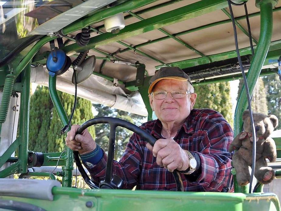 Landner, traktor