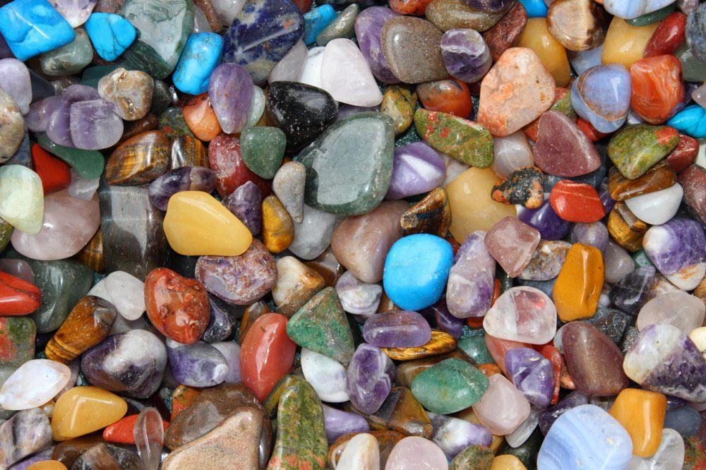 ásványok, kristályok