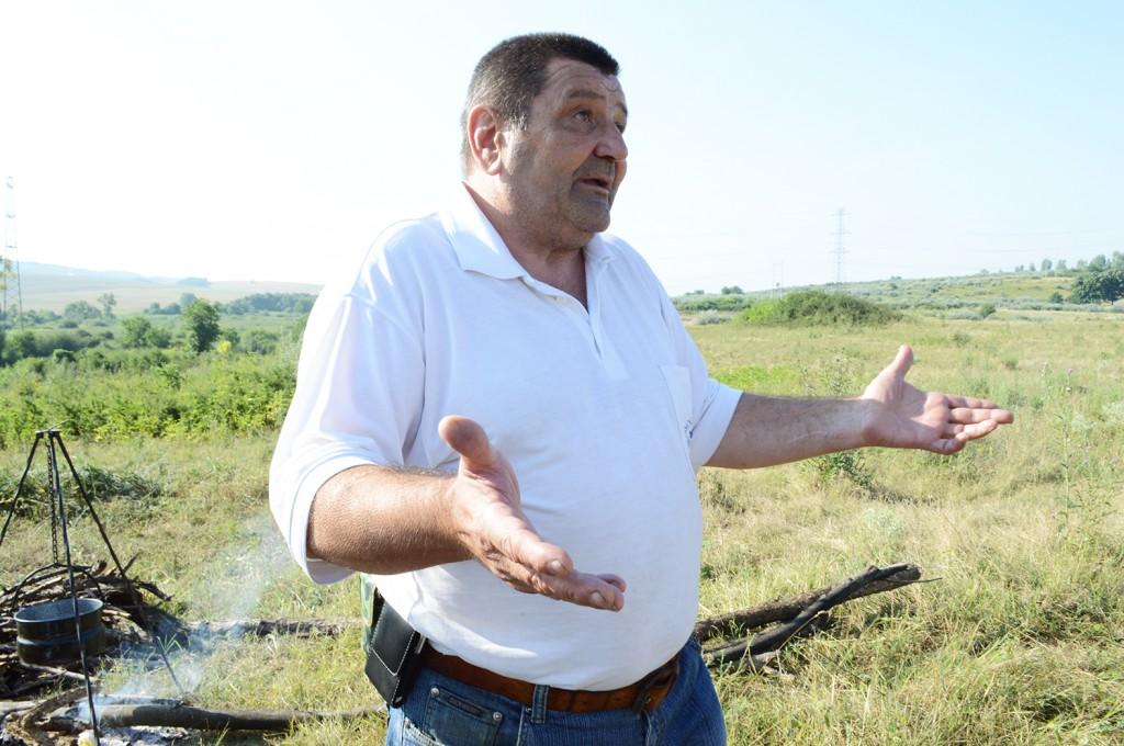 menekült kérdés-tiltakozók martonfán10-Sziklai Zoltán