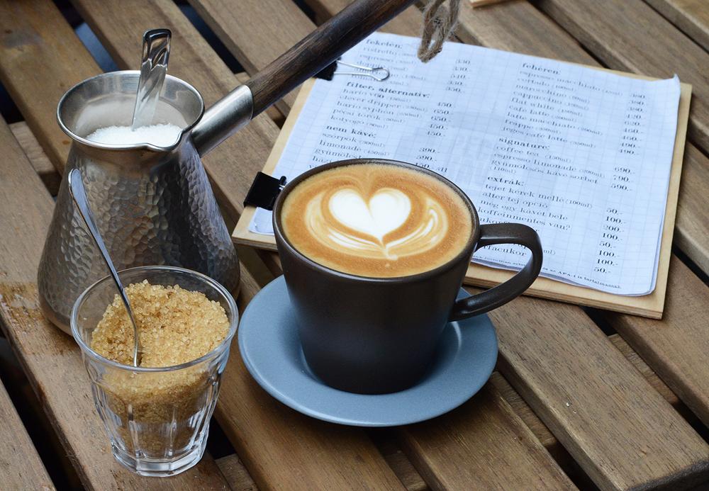 Szívvel-lélekkel készül itt a kávé