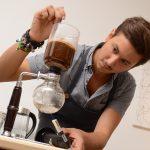 Pécsett lombikban (is) főznek kávét