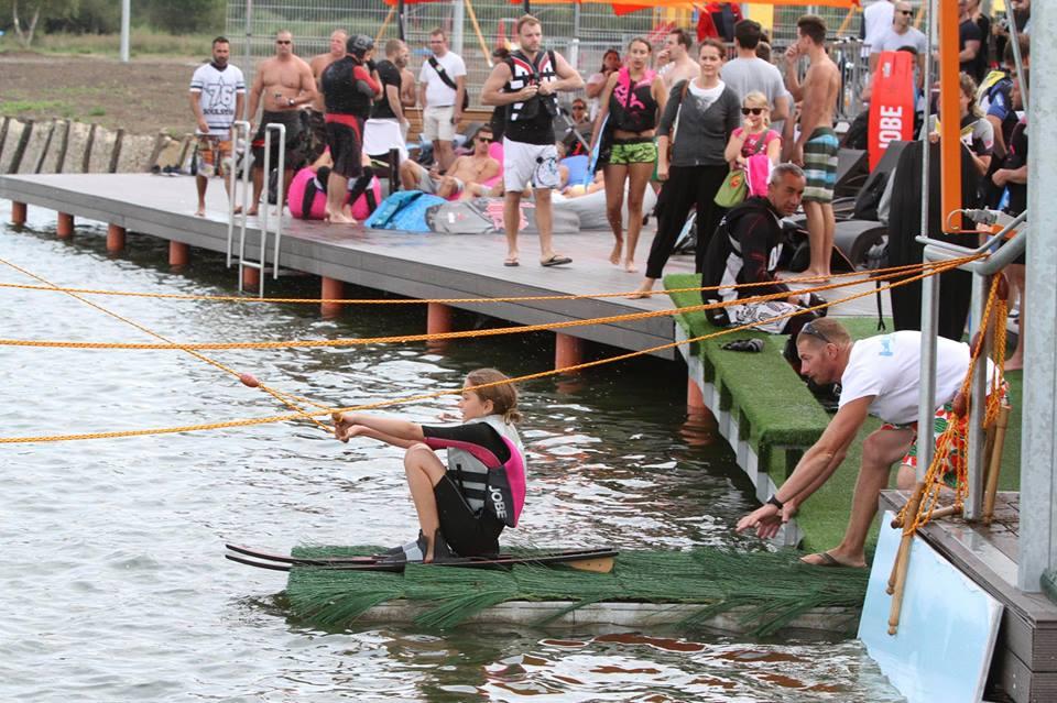 Igazi nyári sport a wakeboard