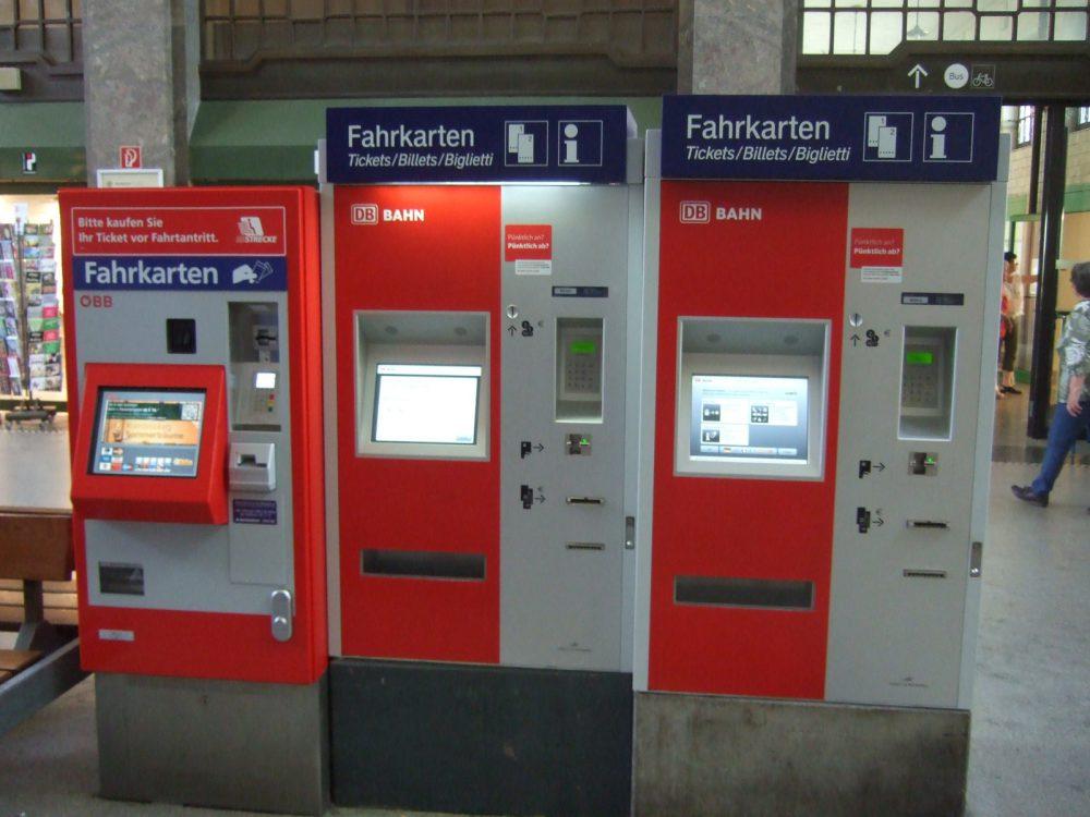 Berlinben így néznek ki az automaták